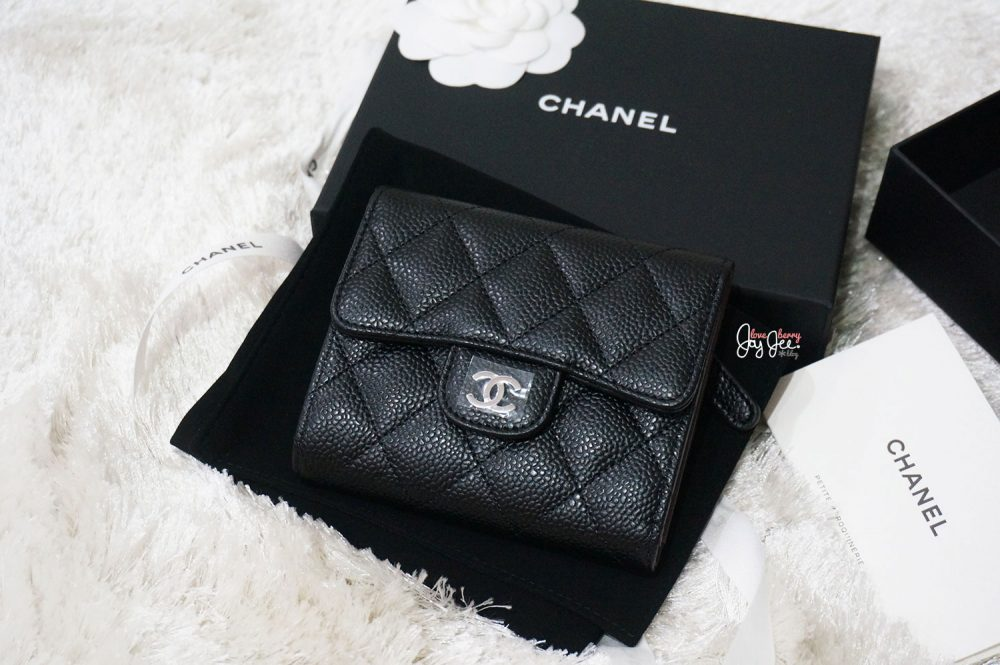 Unboxing | เปิดกล่อง Chanel Classic Small Wallet ...